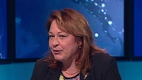 Irena Bartoňová-Pálková, photo: Czech Television