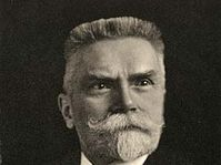 Karel Kramář en 1919