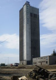 Дом культуры на шахте «Франтишек», арх. Иржи Крога, 1950-е гг., фото: Klajban CC BY-SA 3.0