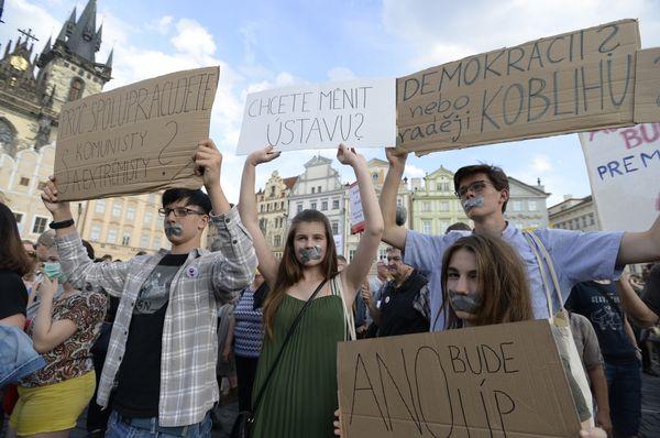 Photo: ČTK/Šulová Kateřina