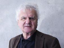 Dušan Tříska, foto: Luboš Vedral, archiv ČRo