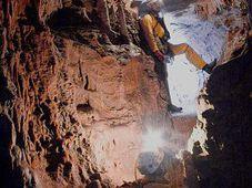 Krubera-Voronya Cave, photo: P. Mezihradsky, kota1000.speleo.cz