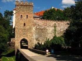 Château de Bítov, photo: Vlasta Gajdošíková / ČRo