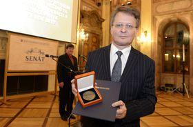 Vincuk Viačorka, photo: CTK