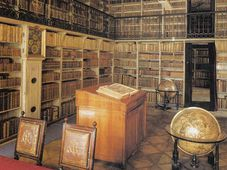 Nostitz Palace Library, photo: archive of National Museum