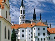 Монастырь ордена цистерцианцев из Высшего Брода (Фото: CzechTourism)
