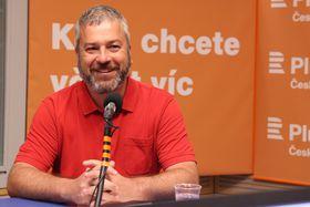 Pavel Gruber, photo: Jana Trpišovská