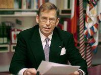 President Vaclav Havel, photo CTK