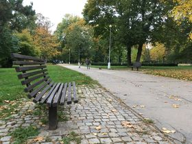 Lužánky park, photo: Ian Willoughby