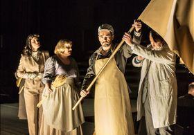 """Oper """"Kein Mensch"""" (Foto: Patrik Borecký)"""