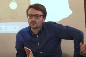 Vítězslav Sommer (Foto: YouTube Kanal des Verlags Triáda)