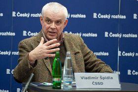 Vladimír Špidla, photo: Filip Jandourek, ČRo