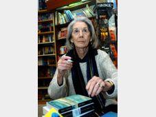 Jihoafrická spisovatelka a nositelka Nobelovy ceny Nadine Gordimer, foto: ČTK
