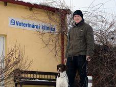 Краткошерстная легавая собака Корри, Фото: Эва Туречкова, Чешское радио - Радио Прага