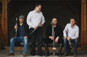 Clarinet Factory, foto: Tamara Černá, oficiální stránky skupiny
