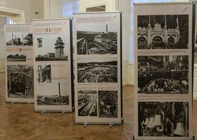 """Ausstellung """"Atelier H. Eckert"""" (Foto: Martina Schneibergová)"""
