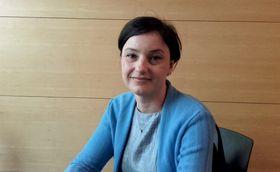Dana Syrová, photo: Magdalena Hrozínková