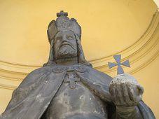 Статуя императора Карла IV, Фото: Кристина Макова, Чешское радио - Радио Прага