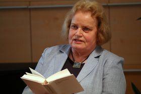 Sabine Gruša (Foto: Archiv des Österreichischen Kulturforums Prag)