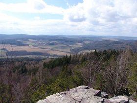 La colline de Plešivec, photo: Miloš Turek
