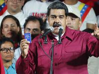 Nicolas Maduro, photo: ČTK/AP/Ariana Cubillos