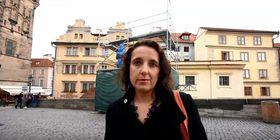 Marie Foltýnová, foto: YouTube Portál Praha
