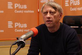 Jáchym Topol (Foto: Jana Přinosilová, Archiv des Tschechischen Rundfunks)