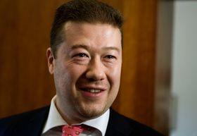 Tomio Okamura, photo: Tomáš Ton, ČRo