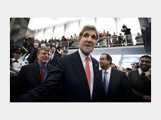John Kerry, foto: ČTK