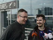 Ivan Buchta und Martin Pezlar (Foto: ČTK)