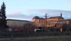 Pfarrer Půček verbrachte zwei Jahre Freiheitsentzug im Gefängnis in Pilsen-Bory (Foto: Archiv des Tschechischen Rundfunks - Radio Prag)