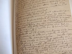 Photo: Repro 'Lettres à Suzon - Dopisy Suzon' / Romarin