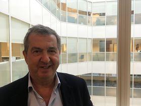 Ladislav Hornan, photo: Ian Willoughby