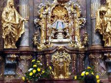 Niño Jesús de Praga, foto: Enrique Molina