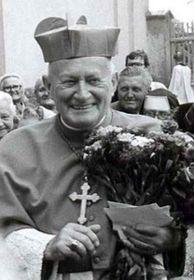 Le cardinal František Tomášek, photo: Martin Davídek, CC BY-SA 3.0