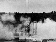 V-2 missile, photo: Bundesarchiv, Bild 141-1880 / CC-BY-SA 3.0 de