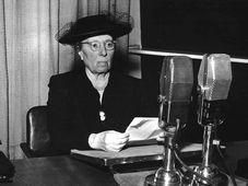 Alice Masaryková, foto: Archiv Českého rozhlasu