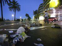Attentat de Nice, photo: ČTK