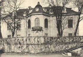 La villa Kramář