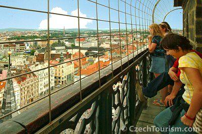 Tourisme 21 millions de visiteurs trangers en - Office de tourisme republique tcheque ...