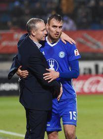 Václav Jílek y Tomáš Holý, foto: ČTK