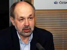 Jiří Pehe (Photo: Šárka Ševčíková, Czech Radio)
