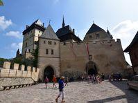 Karlštejn castle, photo: Ondřej Tomšů