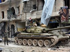 East Aleppo, photo: ČTK