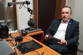 Jiří Kobza (Foto: Marián Vojtek, Archiv des Tschechischen Rundfunks)