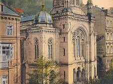 Karlsbader Synagoge (Foto: Wikimedia Commons, Free Domain)