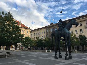 Moravské náměstí, photo: Ian Willoughby