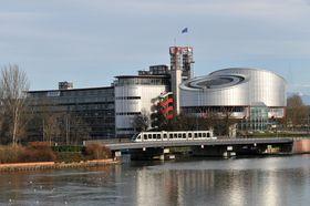 Здание Европейского суда по правам человека, Фото: Ralf Roletschek, CC BY 3.0