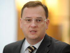 Petr Nečas, photo: Filip Jandourek, ČRo