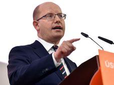 Bohuslav Sobotka, foto: Filip Jandourek, ČRo